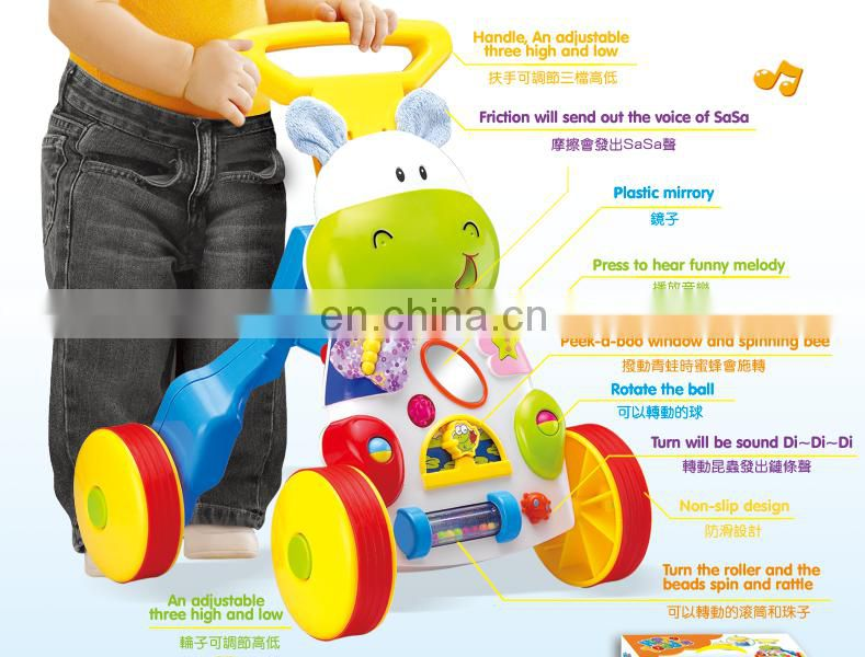 New Baby walker Stroller Toy multifuction baby car