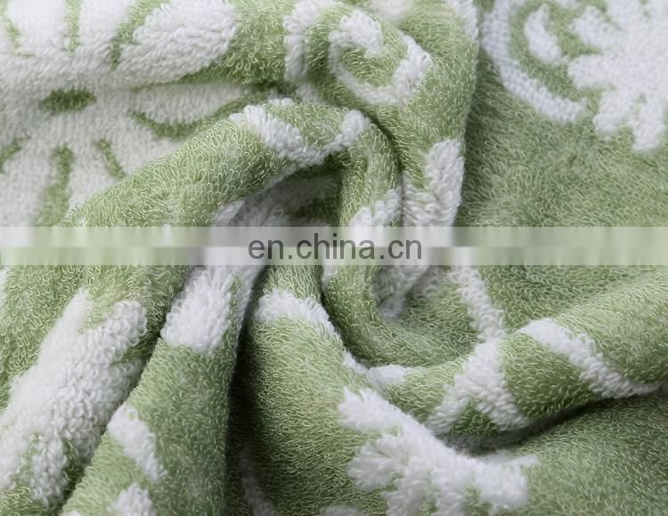 Hot Selling New Design Organic Bamboo Towel