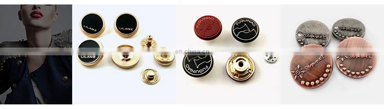 Black Gold Ox Horn Leather Coat Button Resin Toggle Button Metal Leather Tab Closures for Duffle Coat Faux Leather Hoodies Bag