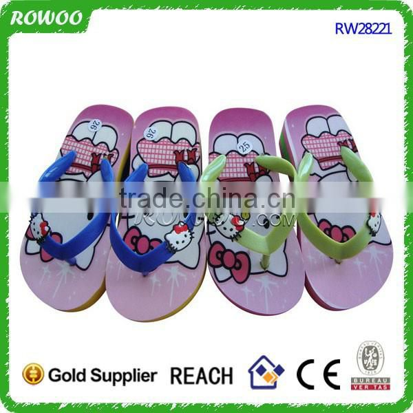 Fashion top quality factory cheap price child wedge sandal