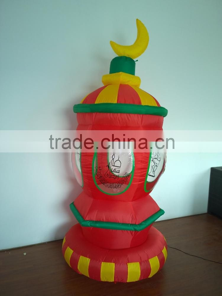 Inflatable New Egypt Light Tower for Arabic Worship for Party Decoration