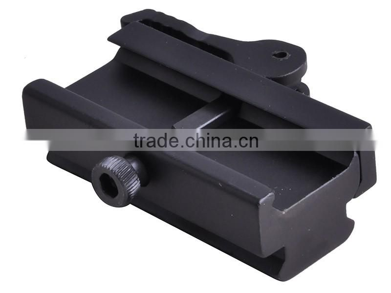 Quick Disassembly weaver rail receiver 20mm picatinny rail Mount Manufacturer