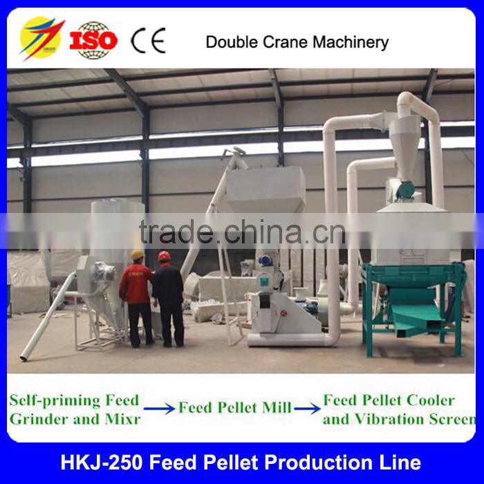 Small Poultry Feed Mill, Poultry Feed Pellet Machine, Pellet