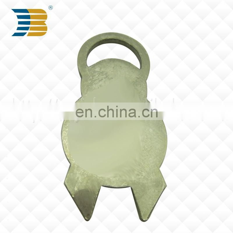 wholesale factory custom made paint metal charms