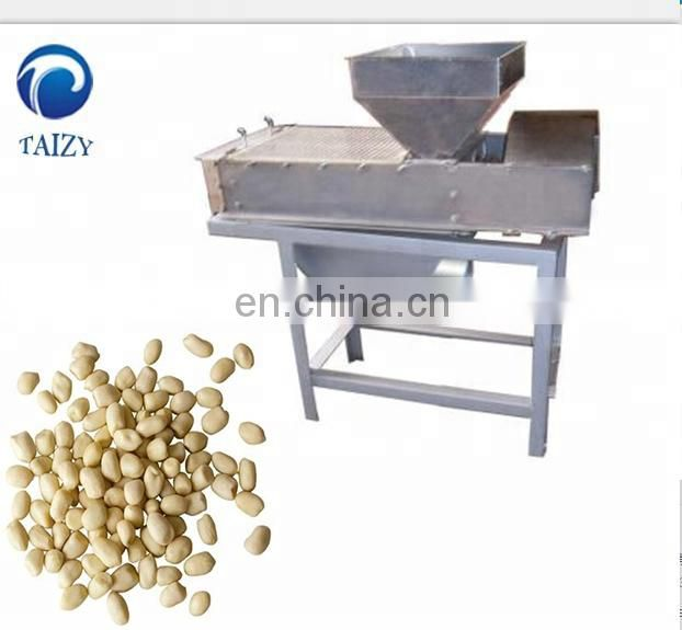 Taizy  roasted peanut red skin removal machine red skin peeler/peeling machine Image