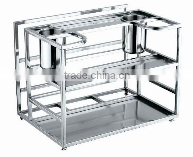 stainless steel kitchen rack,kitchen shelf,dish rack JKD001