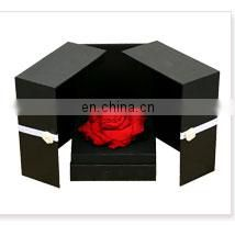 Custom Logo Printed Wedding Jewelry Packaging Box