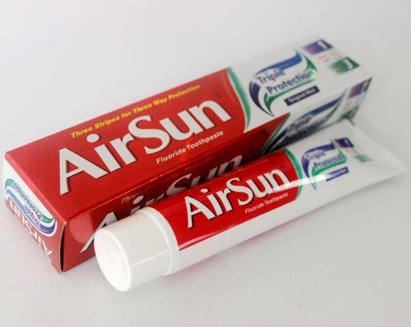 As A01 120g Airsun Maximum Cavity Protection Whitening Teeth Fresh