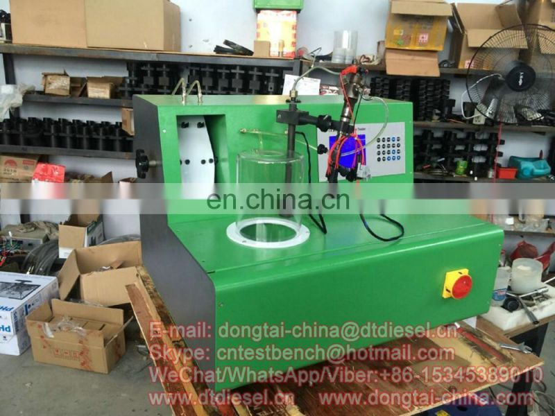 Calibration Equipment DTS100 common rail injector test bench