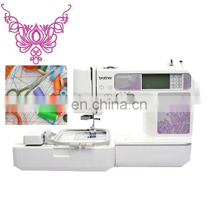 Popular! household embroidery machine