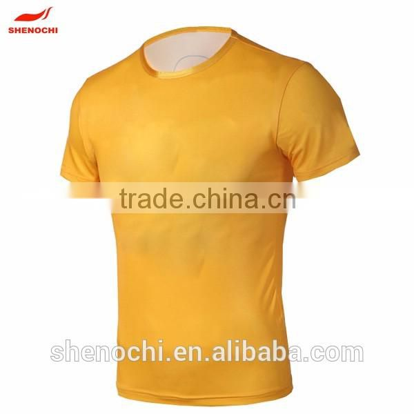 Wholesale shirts for men promotion badminton shirt table tennis jersey