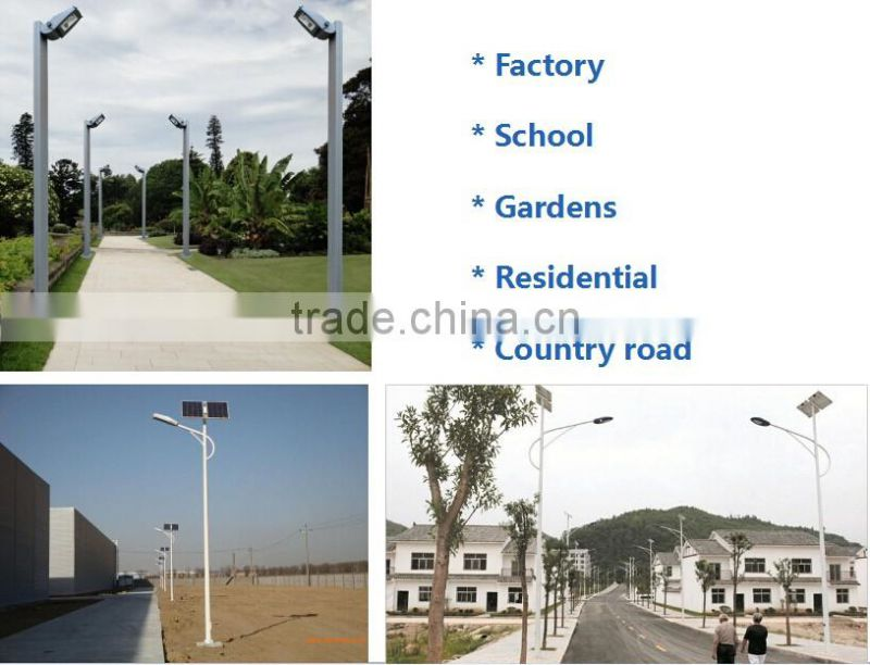china factory free solar power system outdoor led street lights for american