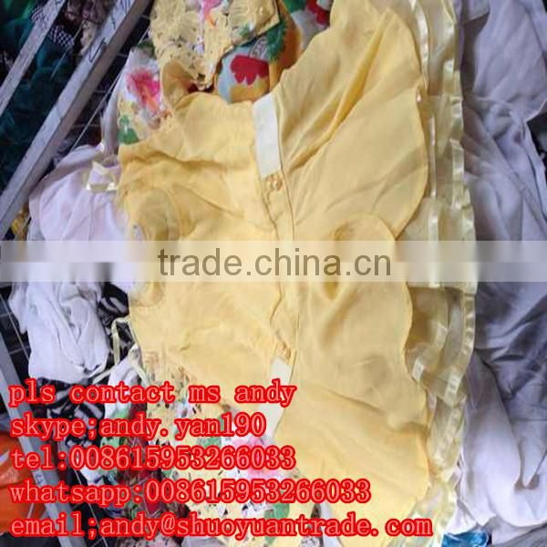 used clothes and shoes supplier in south korea/second hand clothes