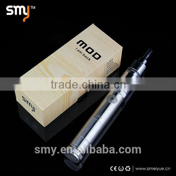Smy Top Quality Clone King Mechanical Mod Vaporizer