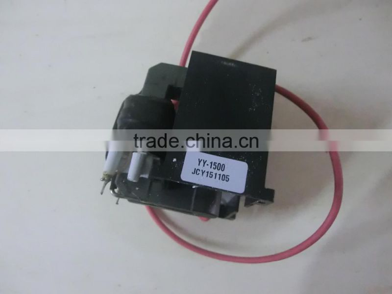 80W Yueming high voltage high frequency flyback transformer