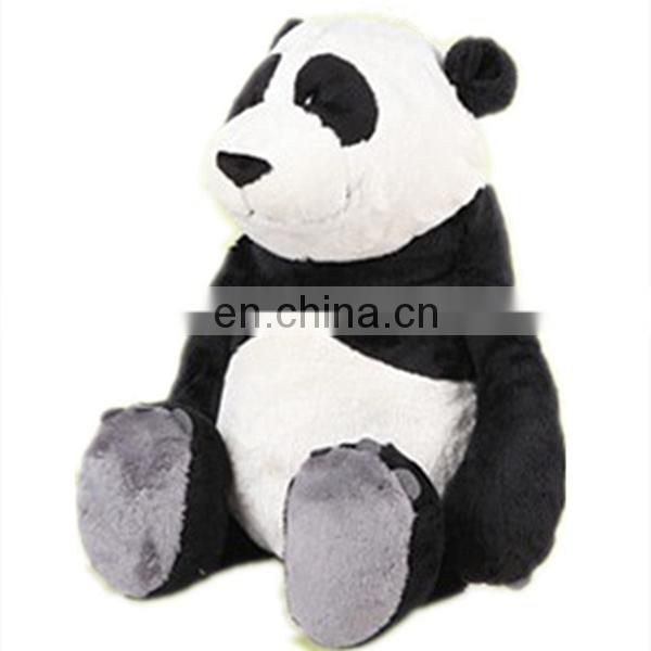 wholesales plush toy cute panda stuffed animal toy