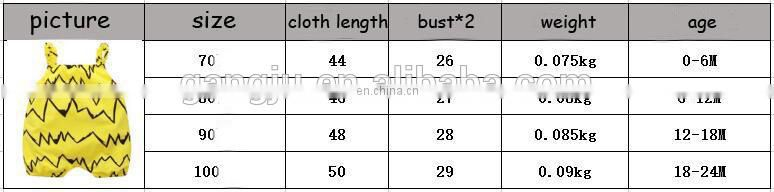 Elinfant Unisex Baby Romper Clothing Cotton Sleeveless baby Clothes baby jumpsuit