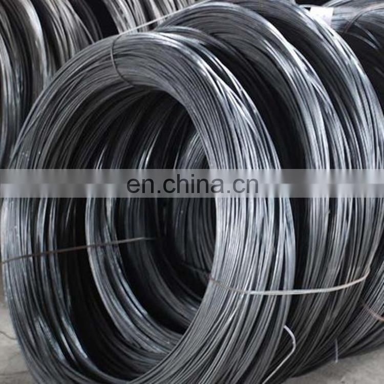 hot selling black annealed iron wire for baling