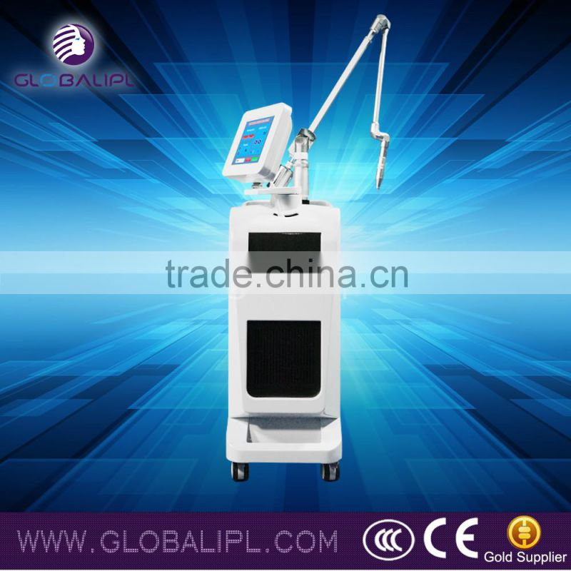 2016 Effective Low Cost Yag Laser Machine Q Switched Laser Machine 532nm Q Switch Nd Yag Pigmented Lesions Treatment Image