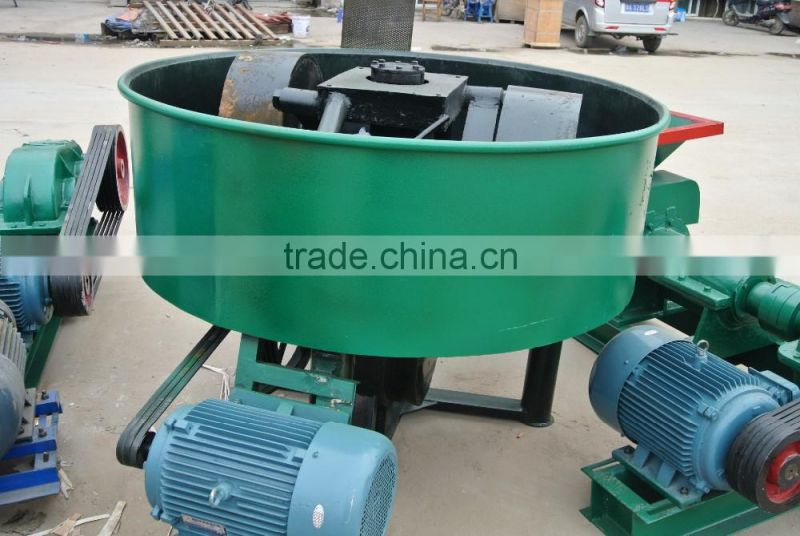 Double Roller Charcoal Grinding Blending Machine With Best Price
