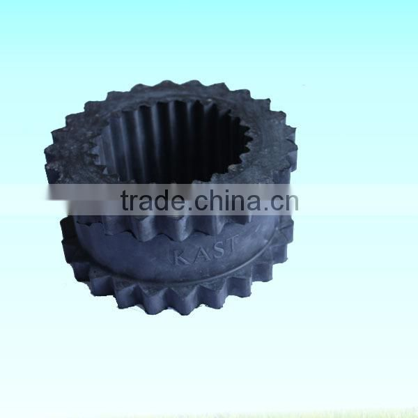 compressor coupling 1613982300 air compressor parts rubber coupling hot sale compressor coupling