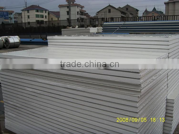 sandwich panel house use, high quality low price panel sandwich, polyurethane sandwich panel