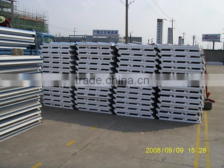 sandwich panel, building material polyurethane sandwich panel, high quality polyurethane foam sandwich panel