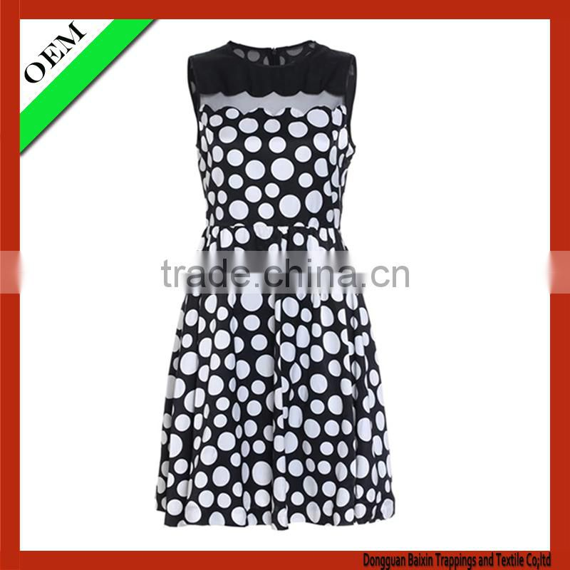 2016 custom new style dress for women's Casual dress,summer dress,fashion dress
