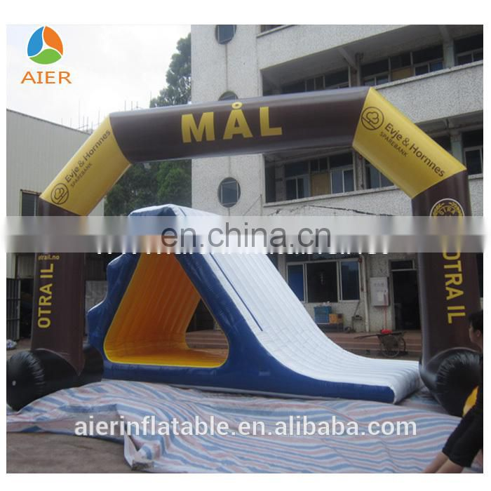 Air tight inflatable arches , big arch rental