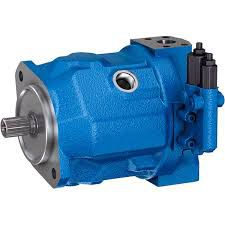 R902073099 Rexroth A10vo45 High Pressure Hydraulic Piston Pump 2600 Rpm 4535v Image
