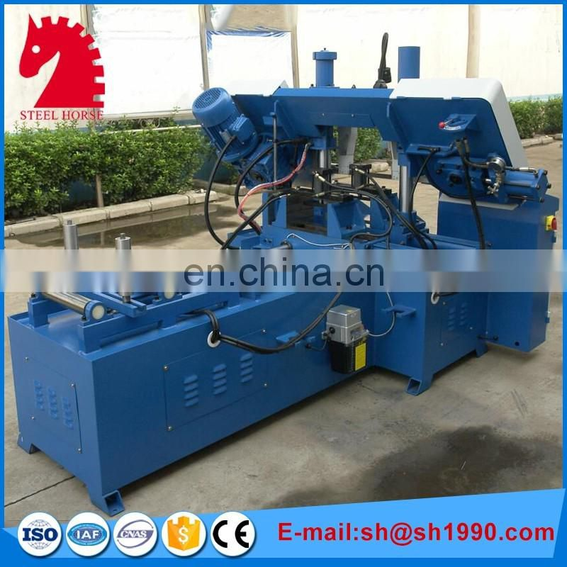 China new products GH42 metal band saw cutting machine