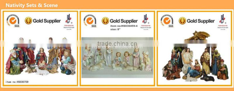12 Inch Resin Decoration Religious Gift Virgin Mary Statues