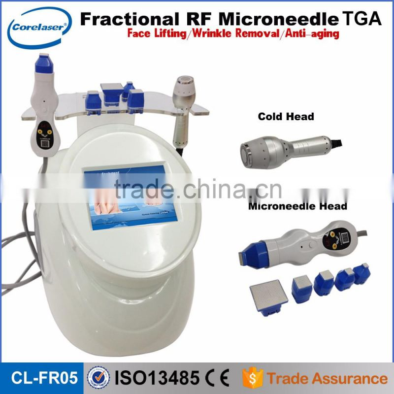 2016 Newest fractional rf/fractional rf microneedle/fractional rf micro needle machine