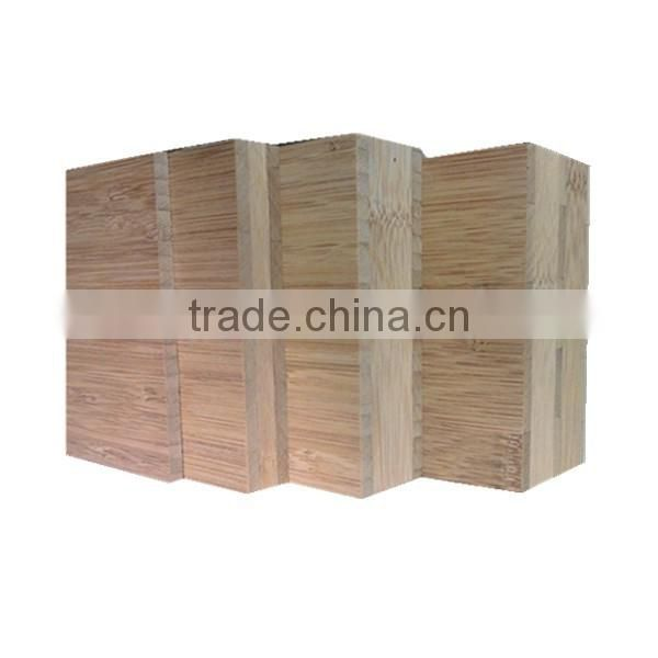 Nature color Eco-friendly Singly-ply bamboo flooring for indoor use