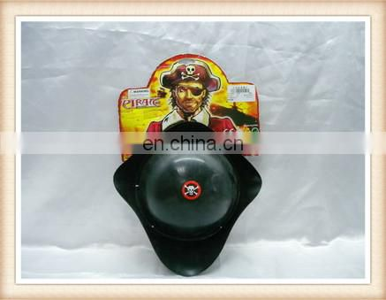 children plastic police hat toy fireman helmet