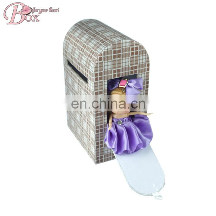 High Quality Paper Big Mail Storage Box