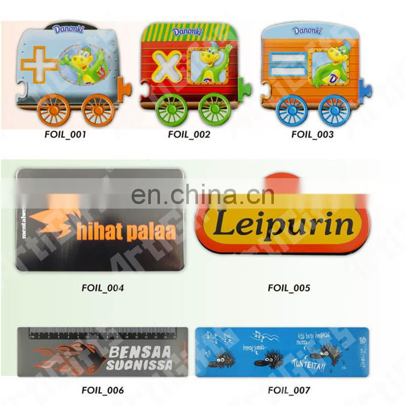 selling well all over the world pvc silicone custom fridge magnet