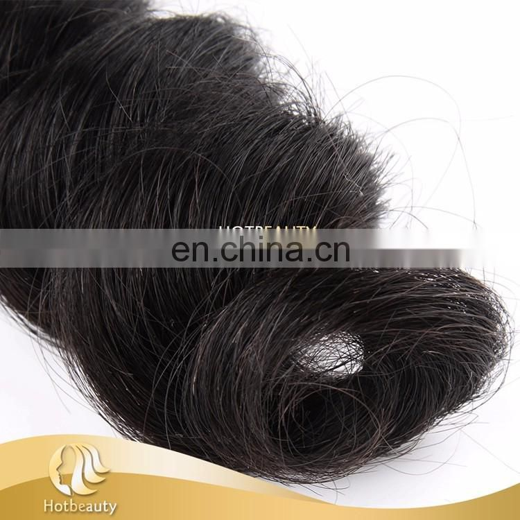 Natural e Wave Hair Extensions Peruvian Grade Human Can Be Permed Sample Order