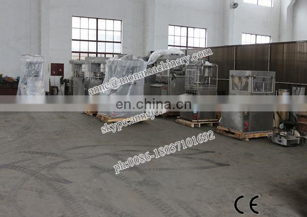Tablet Press Candy Machine of Cube Sugar Production Line Image
