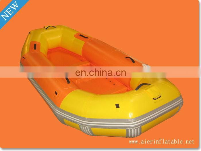 China New Water Inflatable PVC Red Raft
