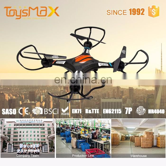 Hottest headless mode LCD real-time transmission rc fpv drone sprayer with high fixed function