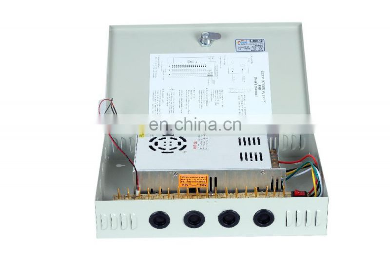 30A Digital Monitor Mini Switching Power Supply 360W High Reliability
