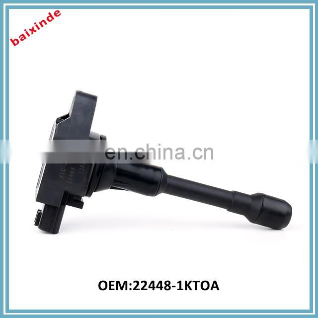 GENUINE Ignition Coil 22448-1KT0A (for NISSAN1 Rogue 2.5L Sentra 1.8L Versa)