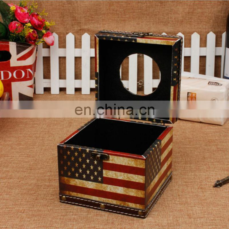 Napkin Holder Box England style