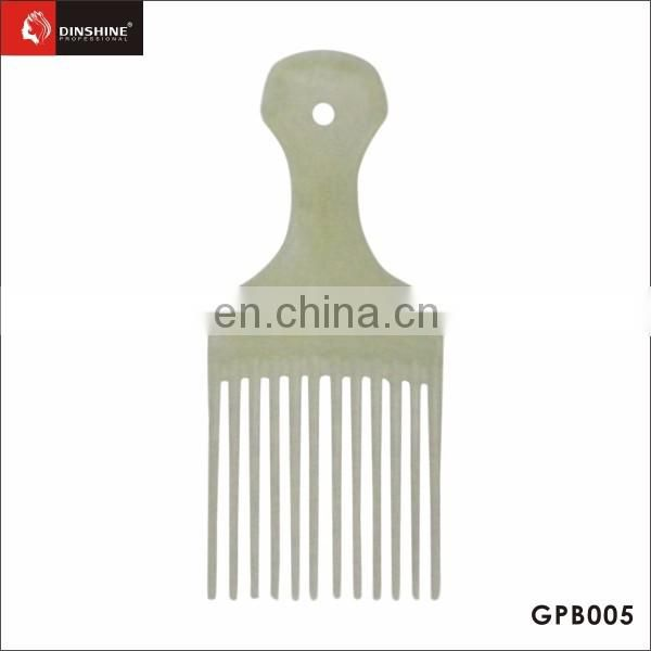 Microfiber brush for hair wholesale hair comb suitable for wet/dry hair