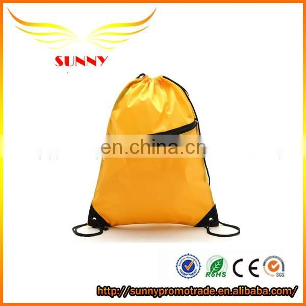 Hot Custom Logo Backpack Drawstring Bag