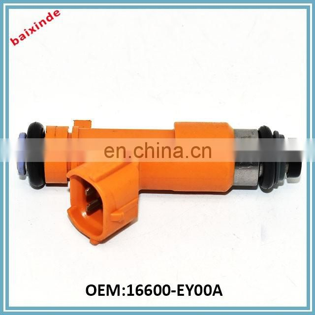 Excellent Quality Nozzles Fuel Injector For NISSANs Infinity OEM 16600EY00A 16600-EY00A