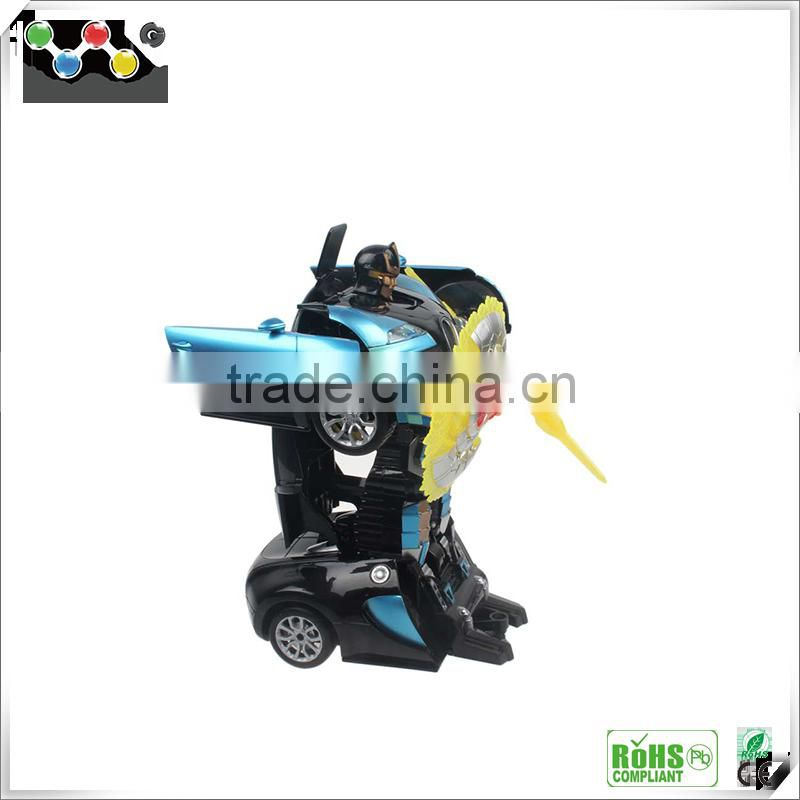 Hot selling radio control kid toys car model battery operated changeable kid toys car model