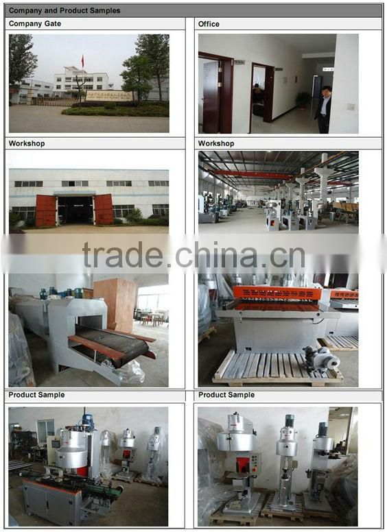 Semi-automatic metal can cutting machinery