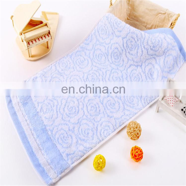 Wholesale China Supplier 100% Bamboo Fiber Baby Towel